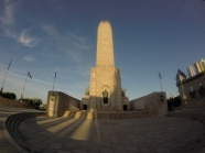 le monument au drapeau