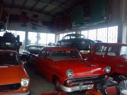 petit musée auto