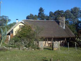 Petite maison de villa serrana