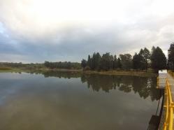 lac du barrage de minas